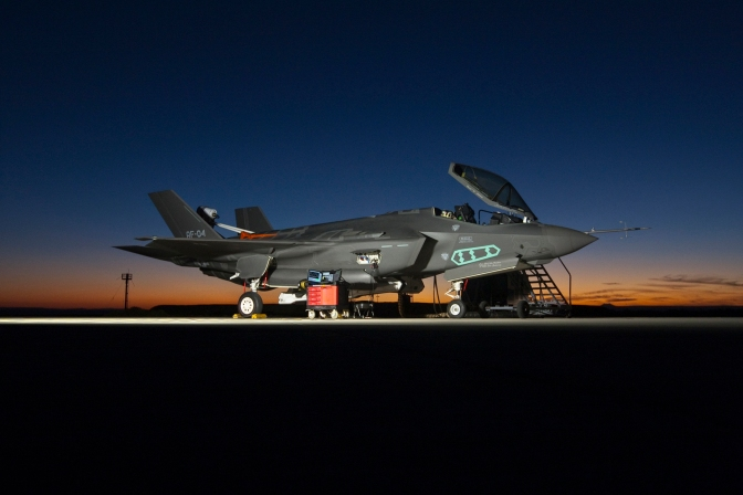 Mark Collins – F-35 JPO PEO Goes to Ottawa
