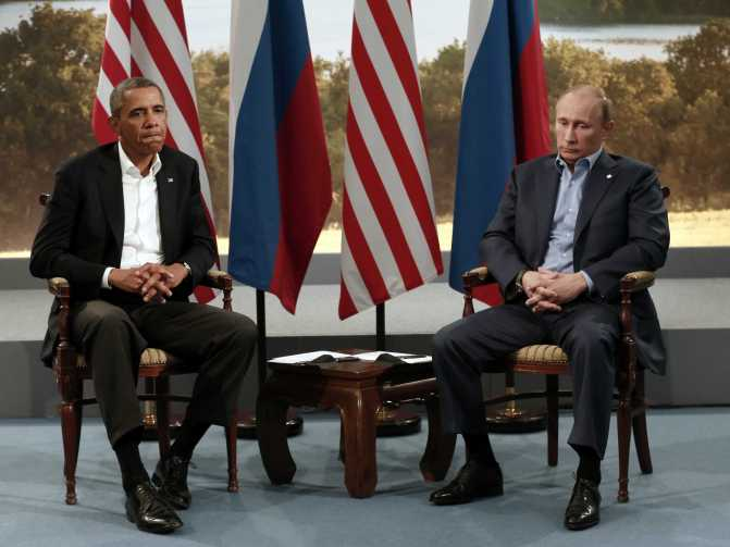 Mark Collins – Death of a Military Spook Chief…and US/Russia Relations