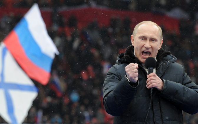 "Mark Collins – Syria: Russia Threatening Nuclear ""De-Escalation""? NATO?"
