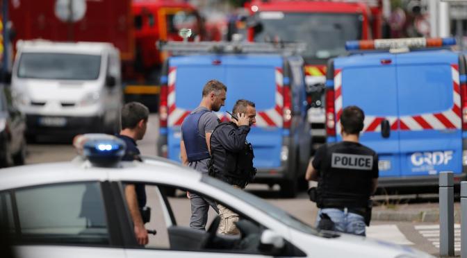"Mark Collins – France vs Islamist Terrorism: ""Merciless"""