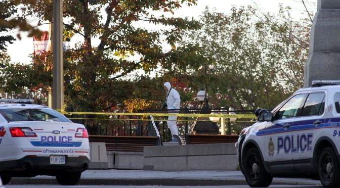 "Mark Collins – ""2016 Public Report On The Terrorist Threat To Canada"""