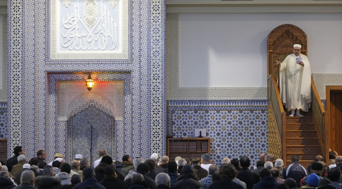 Mark Collins – Mosques: French Crackdown on Foreign Funding (Canada/Saudis?)