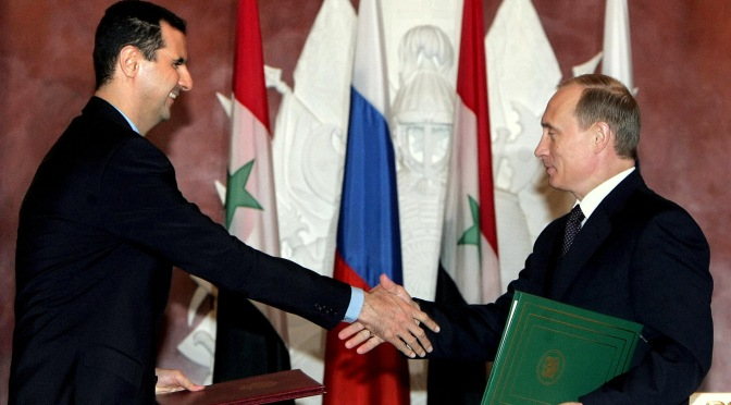 Mark Collins – Syria Update: Bomb, Bomb, Bomb by Russia (help from Iran) and Assad