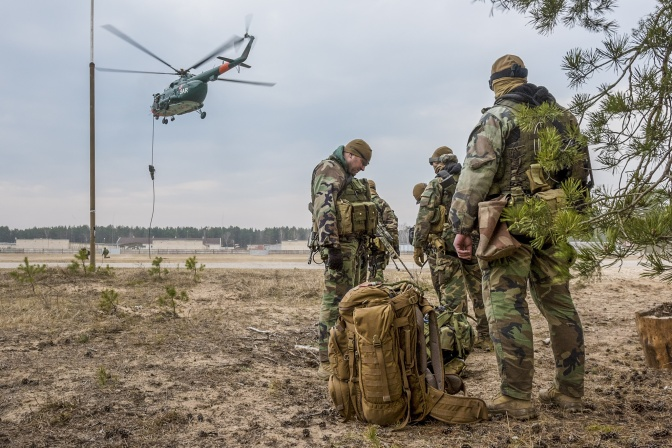 Mark Collins – Defence Budget One Percent GDP: What Balance Between Canadian Armed Services?