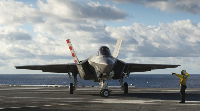 """Mark Collins – """"The Fourth Dimension: The F-35 Program, [Canadian] Defence Procurement, and the Conservative Government, 2006–2015"""""""