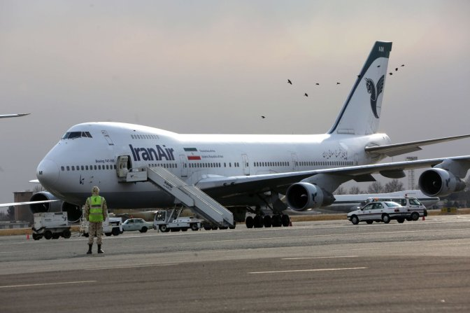 Mark Collins – US Treasury OKs Boeing, Airbus Airliner Sales to Iran (nothing for Bombardier)