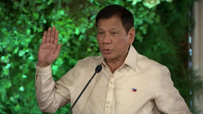 Mark Collins – New(ish) Philippines President Takes On US