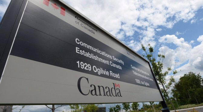 Mark Collins – Anyone Care about Canadian Intelligence Analysis? Plus C-22 and Parliamentary Review