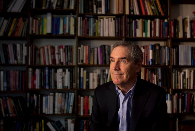 """Mark Collins – Michael Ignatieff on Liberal (small """"l"""") Dreams and Central European Realities"""