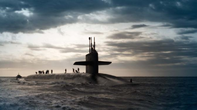 Mark Collins – US Navy: Carriers or Subs, with the Dragon in Mind