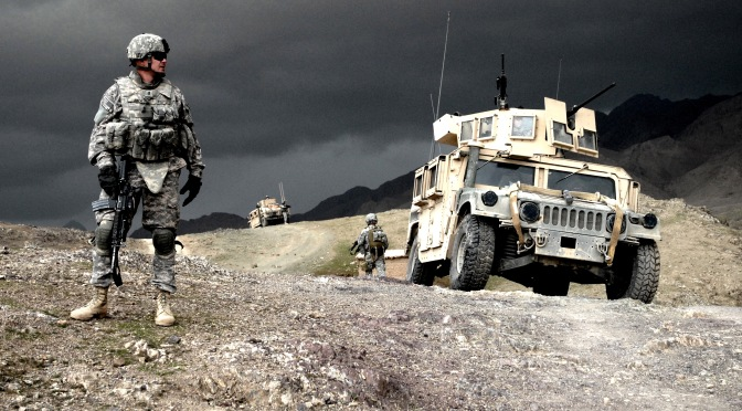 Mark Collins – How the US Army Went Wrong in Afghanistan