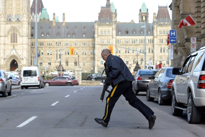 Mark Collins – RCMP's Anti-Terrorism Fight Giving Mob Increasingly Free Pass