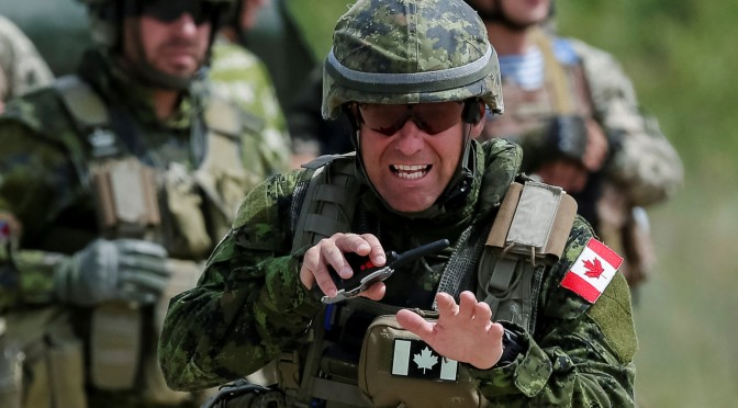 Mark Collins – No Canadian UN Peacekeepers for Colombia–Only Africa?