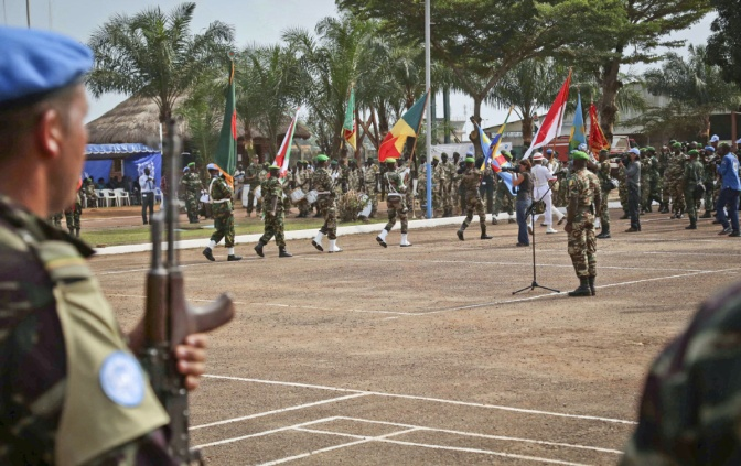 Mark Collins – Africa: UN's CAR MINUSCA Mission to be Canadian Forces' Schwerpunkt?