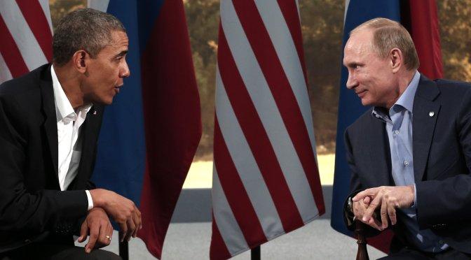 Mark Collins – Syria: POTUS be Prudent vs Assad and Bad Vlad