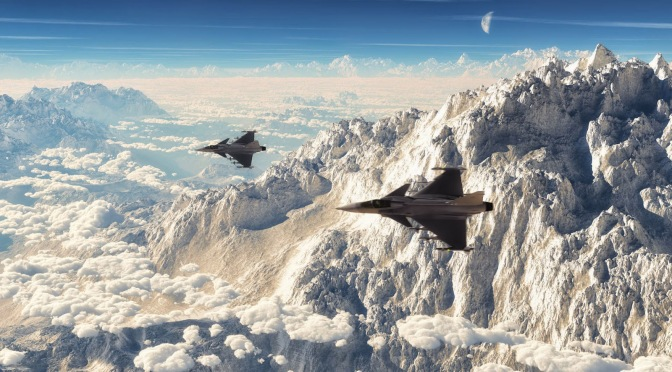 Mark Collins – Now India Wants to Build Foreign Single-Engine Fighter (Gripen? F-16?)