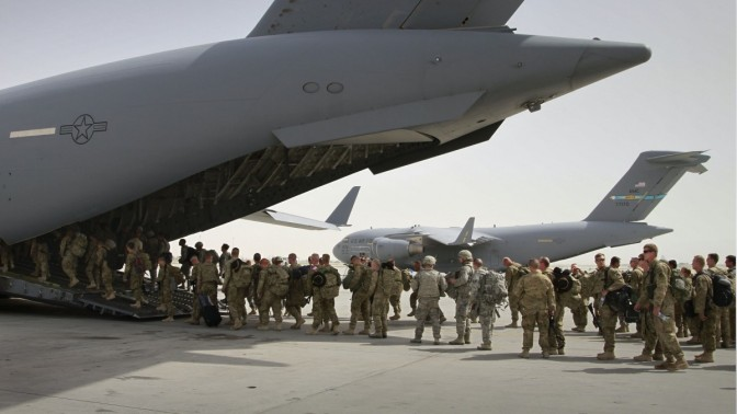 "Mark Collins – 'The U.S. did not ""invade"" Afghanistan'"
