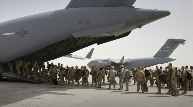 """Mark Collins – 'The U.S. did not """"invade"""" Afghanistan'"""