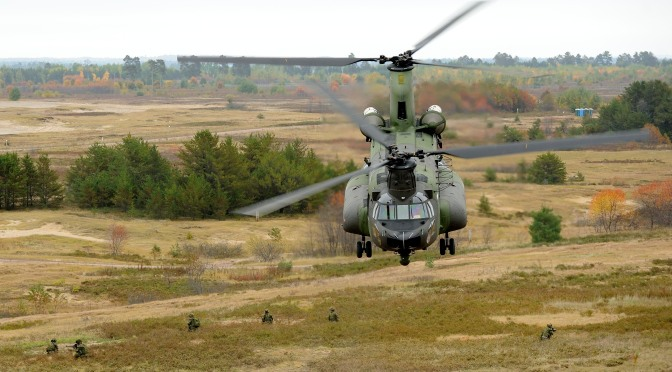 Mark Collins – RCAF Chinook Helos for UN Peacekeeping Mali? Canadian Army?