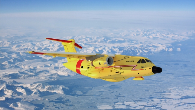 Mark Collins – New RCAF Fixed-Wing SAR Plane Choice Real Soon?