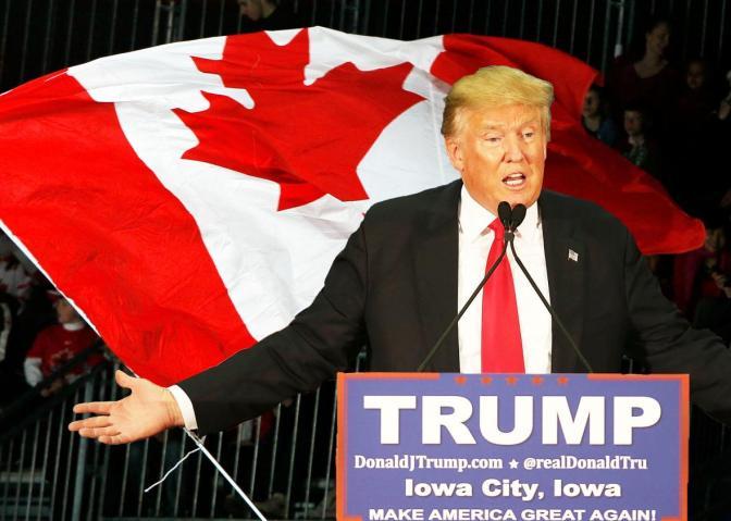 Mark Collins – Trump's Victory: Trump's Implications for Canada: Defence, NAFTA, Keystone XL, Climate Change