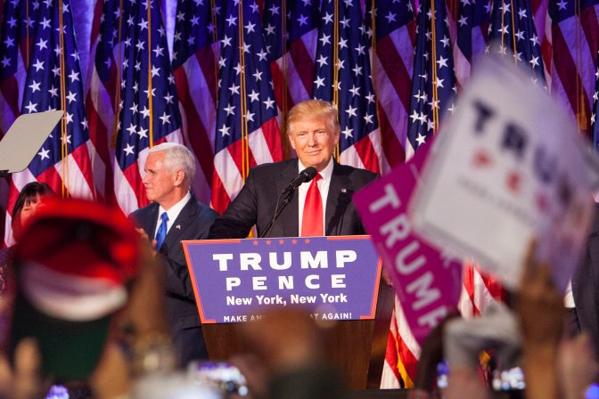 """Mark Collins: Terry Glavin on Trump and Why: """"God help us all"""" or…"""