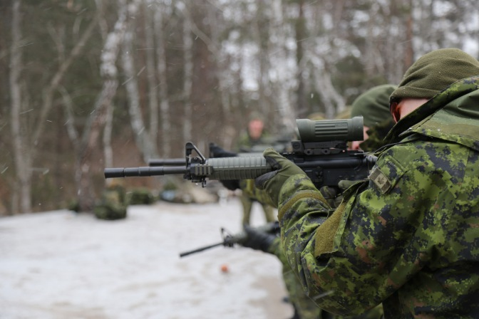 """Mark Collins – """"Slow Erosion of Military History"""" (in Canada)"""