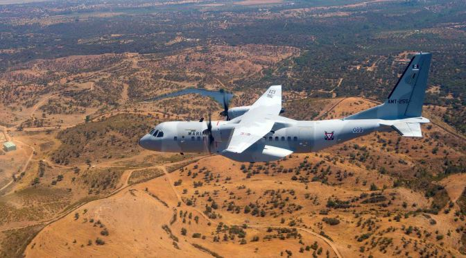Mark Collins – We Have a Winner! RCAF Fixed-Wing SAR: 16 Airbus C295W for $2.4B