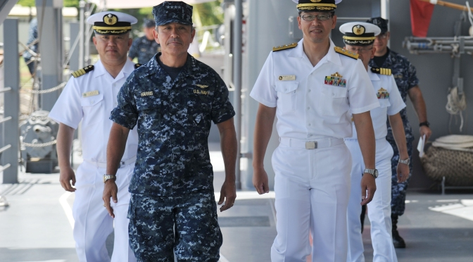 Mark Collins – South China Sea: Why is USN Admiral Leading on US Policy vs China? Part 2
