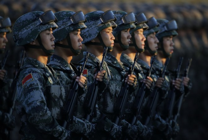 "Mark Collins – Big Dragon ""Yikes!""–From 2010 to 2020 ""China is set to nearly double its military spending…"""