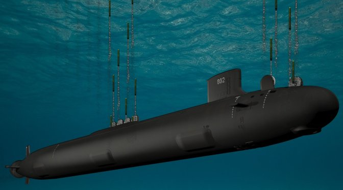 Hyping-Up the US Navy's Virginia-Class Attack Subs