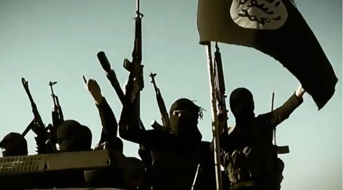 Terrorism, or, Keep our Eyes on the Jihadi Ball
