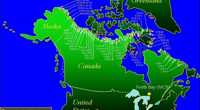 Hmm–US Congress Notices Need to Modernize NORAD's North Warning System