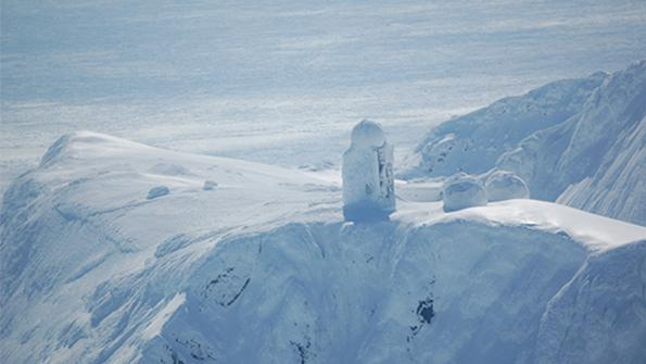 Maybe NORAD's North Warning System can be Modernized without an urgent total Re-Do