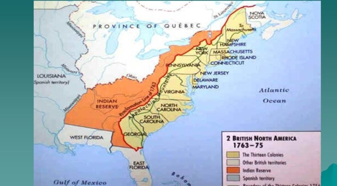 Drang nach Westen: The American Revolution, or, what about Native Americans?