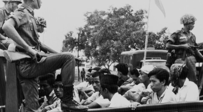 UK, US Complicity in Indonesian Military's  Mass Murder of  Hundreds of Thousands while Suppressing Communists, 1965-66